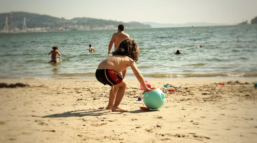 Evita que los niños se pierdan en la playa; sigue estos consejos | El Imparcial de Oaxaca