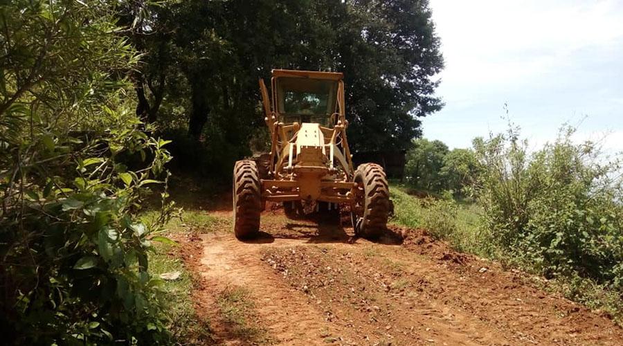 Rehabilitan accesos de Cuicatlán y agencias | El Imparcial de Oaxaca