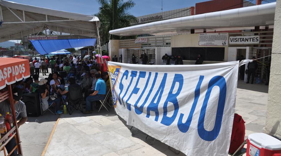 Se reunirían Segego y STEUABJO este viernes | El Imparcial de Oaxaca