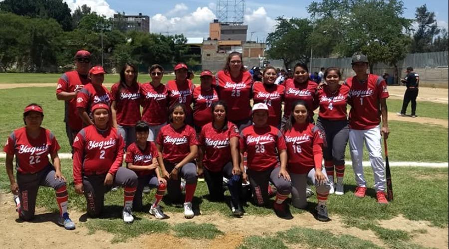 Convivieron en la Liga de Softbol Oaxaca