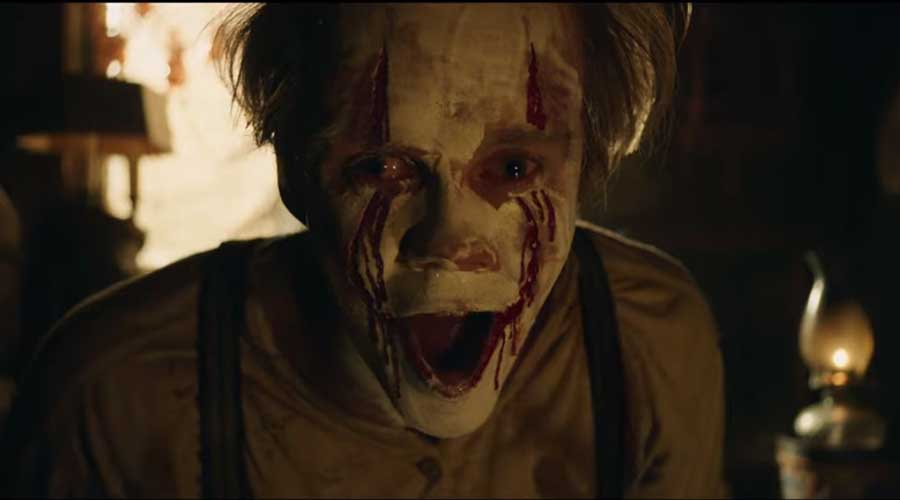 "Video: Estrenan tráiler final de la secuela de ""It"" 