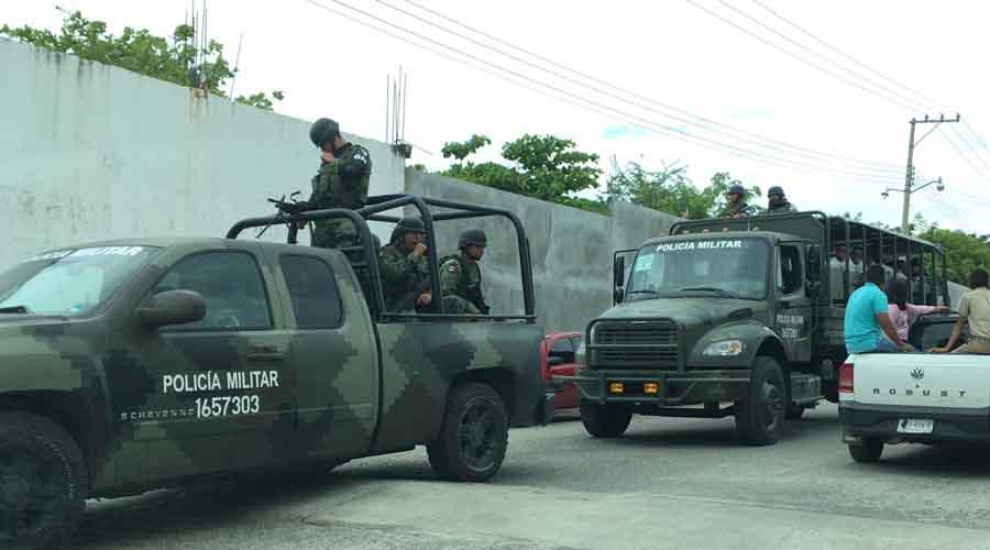 Se instala la Guardia Nacional en Pinotepa Nacional | El Imparcial de Oaxaca