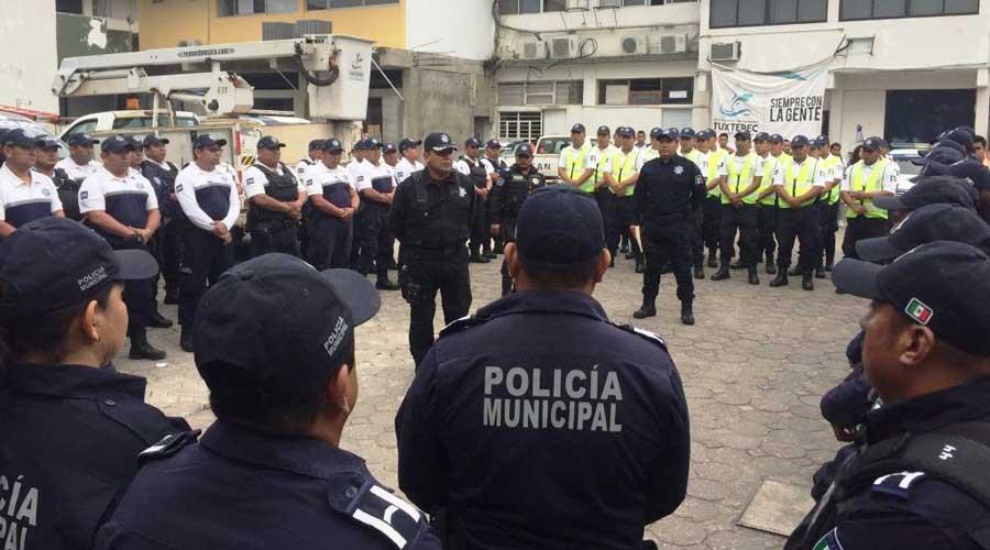 Suplen a director de  la Policía Preventiva de Tuxtepec | El Imparcial de Oaxaca