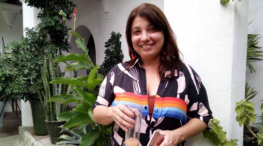 Susanna Lira:  El arma que tengo es mi cámara | El Imparcial de Oaxaca