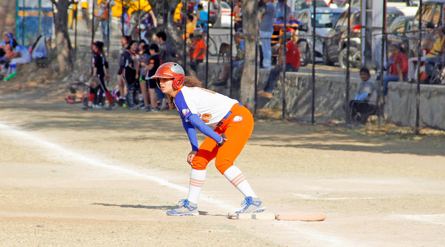 Se realiza el filtro para el Campeonato Nacional sub 25 de softbol