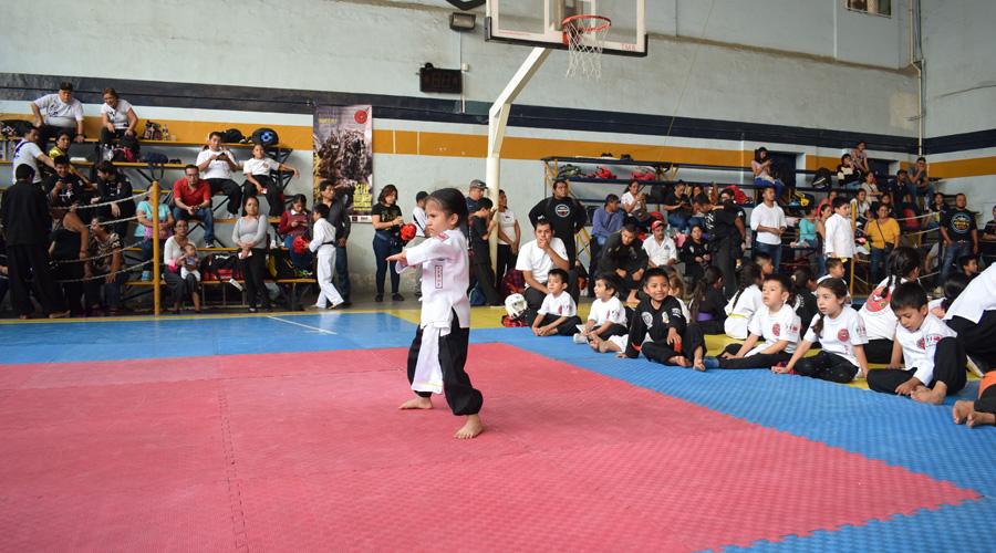 """Celebran torneo nacional de artes marciales """"Tigre Negro Oaxaca"""""""