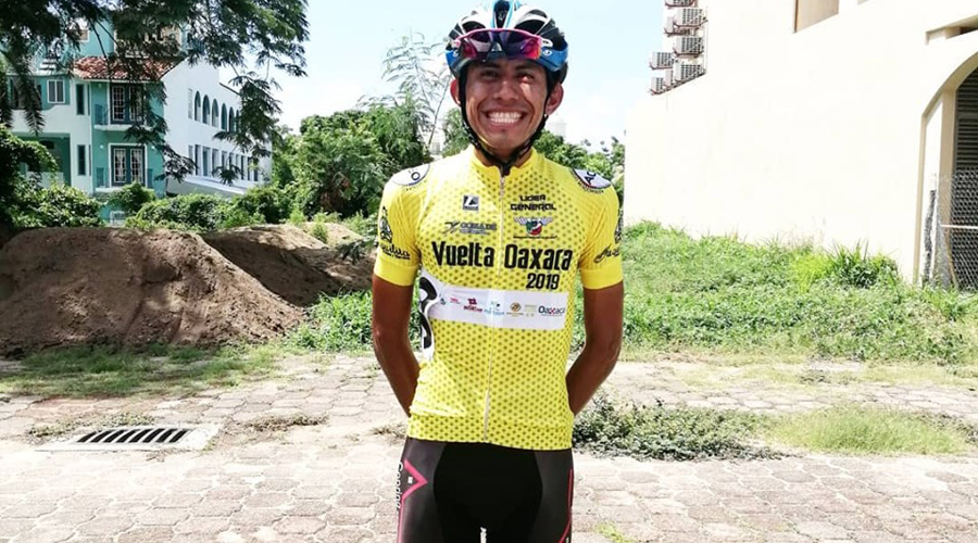 Ignacio Prado gana en Huatulco en la segunda etapa de la Vuelta Oaxaca Lunes del Cerro 2019