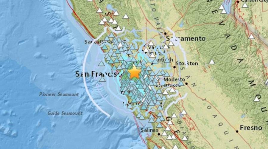 Video: California se mece con sismo de magnitud 6.4 | El Imparcial de Oaxaca