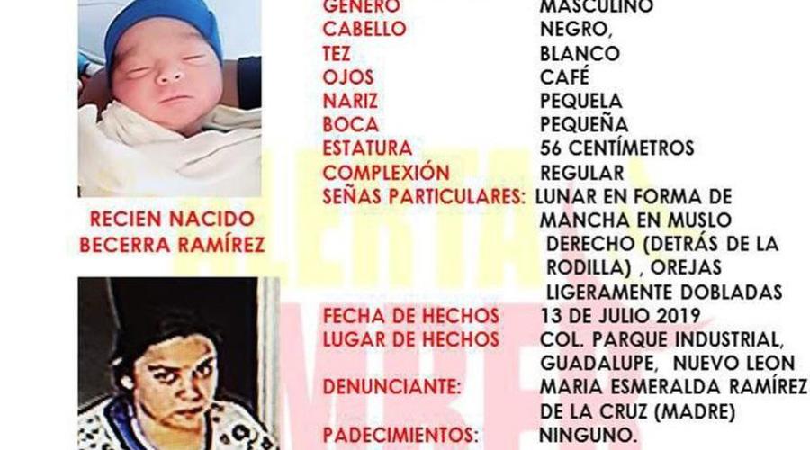 Roban recién nacido en Nuevo León; mujer se disfrazó de enfermera para llevárselo | El Imparcial de Oaxaca