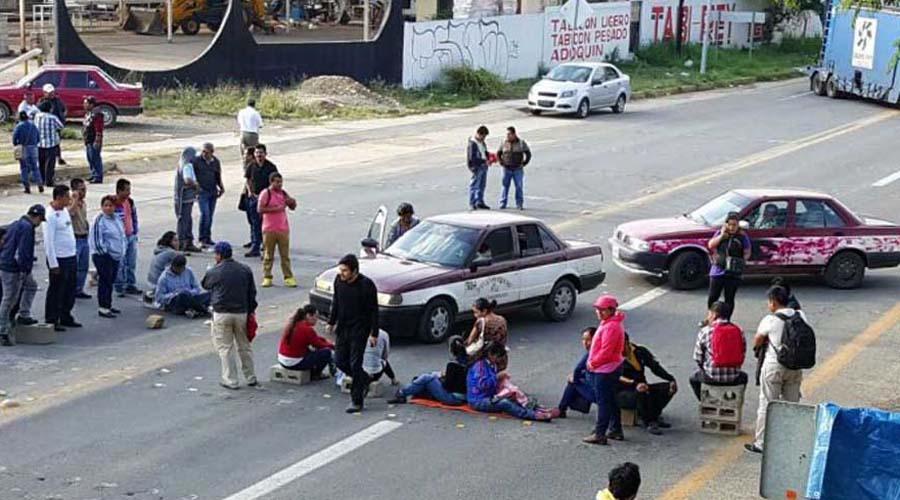 En la congeladora leyes antibloqueos en Oaxaca | El Imparcial de Oaxaca