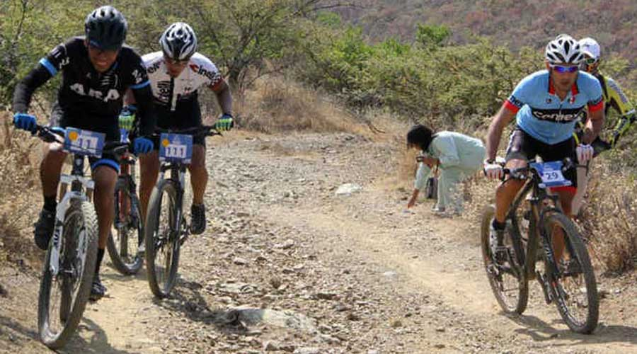 En el ciclismo de montaña recordarán a Abner Montelongo