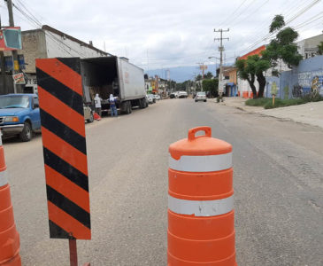 Reinician trabajos en Viguera luego de violento enfrentamiento
