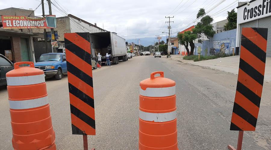 Reinician trabajos en Viguera luego de violento enfrentamiento | El Imparcial de Oaxaca