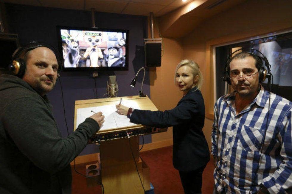 Plantea Sergio Mayer prohibir el doblaje en México de las películas de Hollywood | El Imparcial de Oaxaca