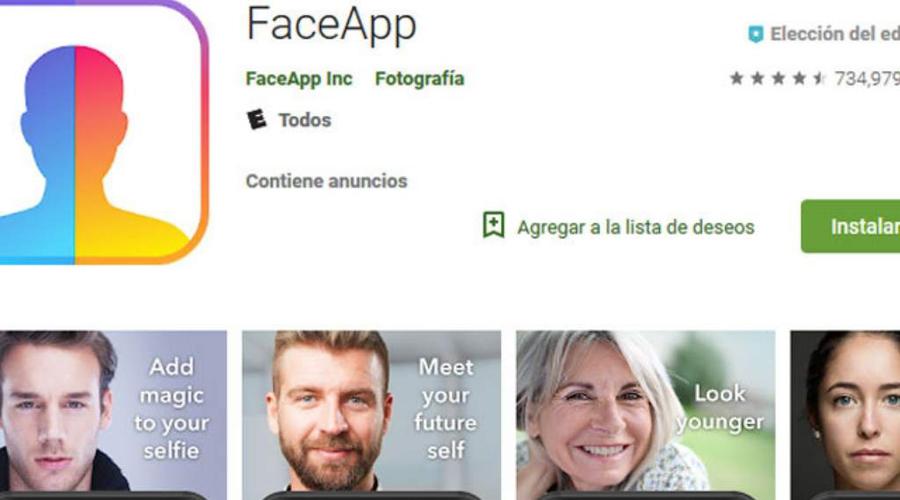 ¿Cuán eficaces son los resultados de usar la FaceApp? Entérate aquí | El Imparcial de Oaxaca
