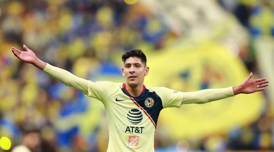 El canterano águila, Edson Álvarez, se va al Ajax | El Imparcial de Oaxaca