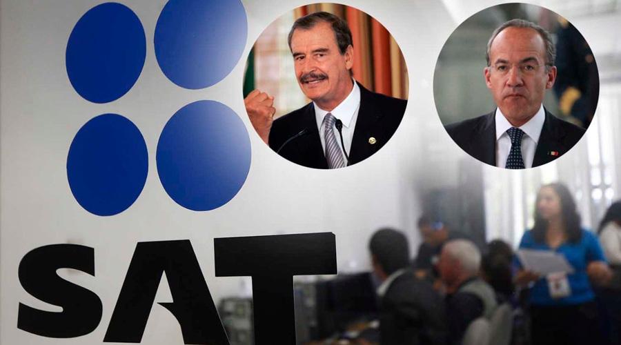 Confirma SAT adeudo fiscal de un expresidente   El Imparcial de Oaxaca