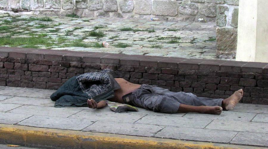 Fallece indigente en el centro de la ciudad de Oaxaca | El Imparcial de Oaxaca
