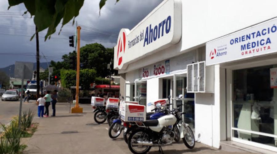 Pide medicamento en Farmacia del Ahorro y escapa sin pagar | El Imparcial de Oaxaca