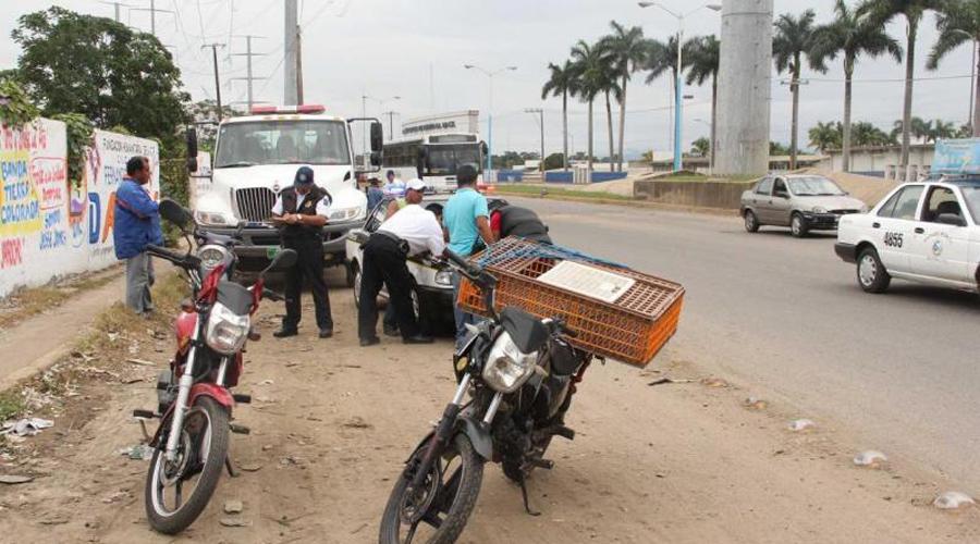 Más de 200 motociclistas han regularizado su documentación en Tuxtepec