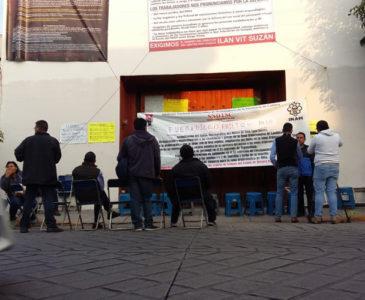Suspenden, por el momento, paro en zonas arqueológicas de Oaxaca
