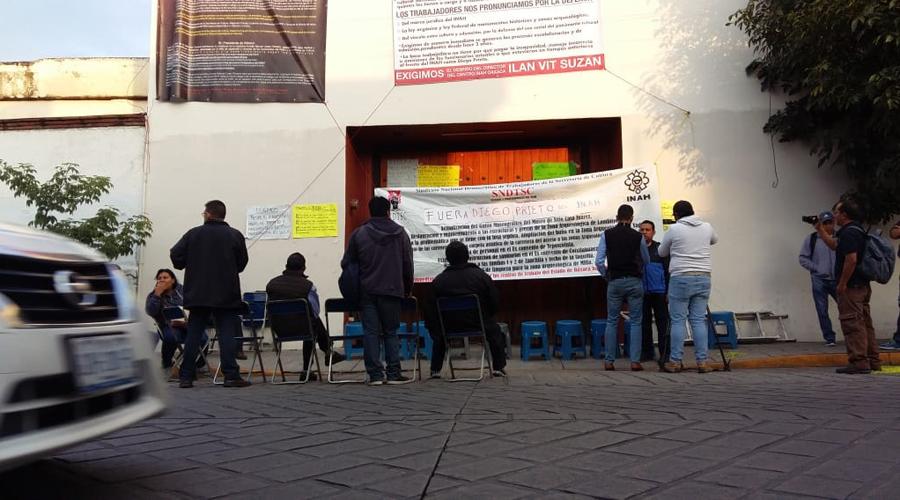 Suspenden, por el momento, paro en zonas arqueológicas de Oaxaca | El Imparcial de Oaxaca