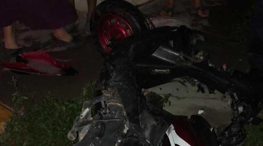 En la Mixteca impactan a motociclista, responsable huye | El Imparcial de Oaxaca