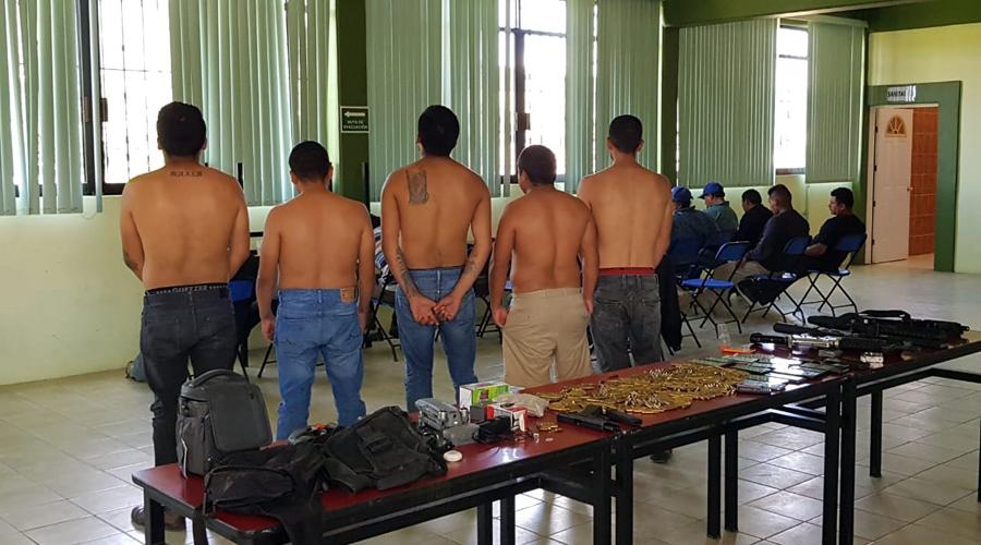 Exigen solución al conflicto en San Dioniso Ocotepec