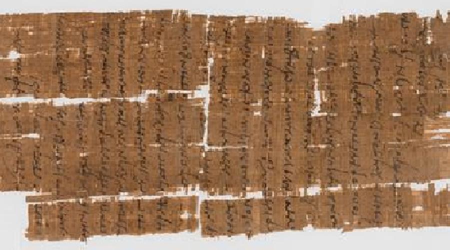 Descubren papiro egipcio que data al cristianismo como más antiguo de lo que se creía | El Imparcial de Oaxaca