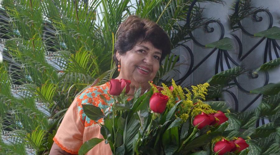 Festeja Margarita un año más de vida