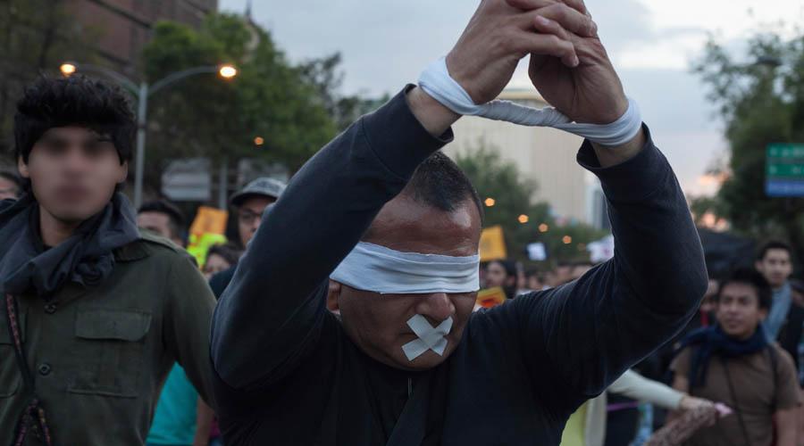 En el abandono los derechos humanos en México | El Imparcial de Oaxaca