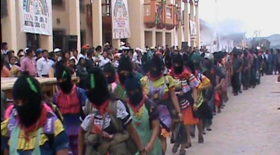 Llega AMLO a Las Margaritas, comunidad zapatista, para revisar infraestructura de salud   El Imparcial de Oaxaca