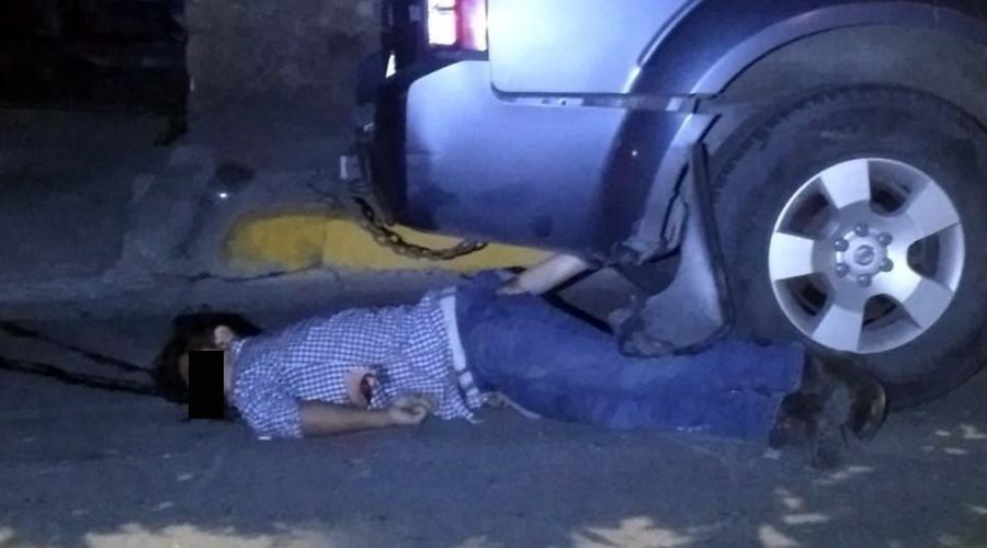 ¡Muere motociclista en carrera mortal en centro de Oaxaca! | El Imparcial de Oaxaca