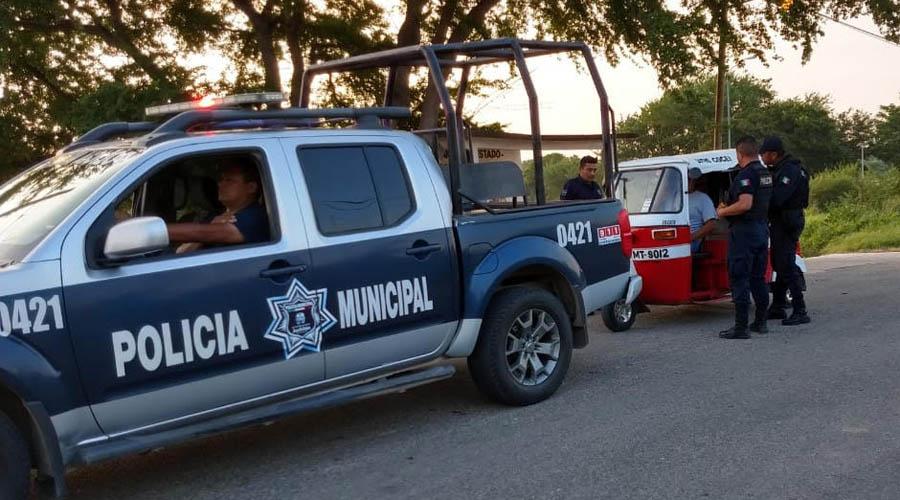 Roban un mototaxi en Juchitán y más tarde lo recuperan   El Imparcial de Oaxaca
