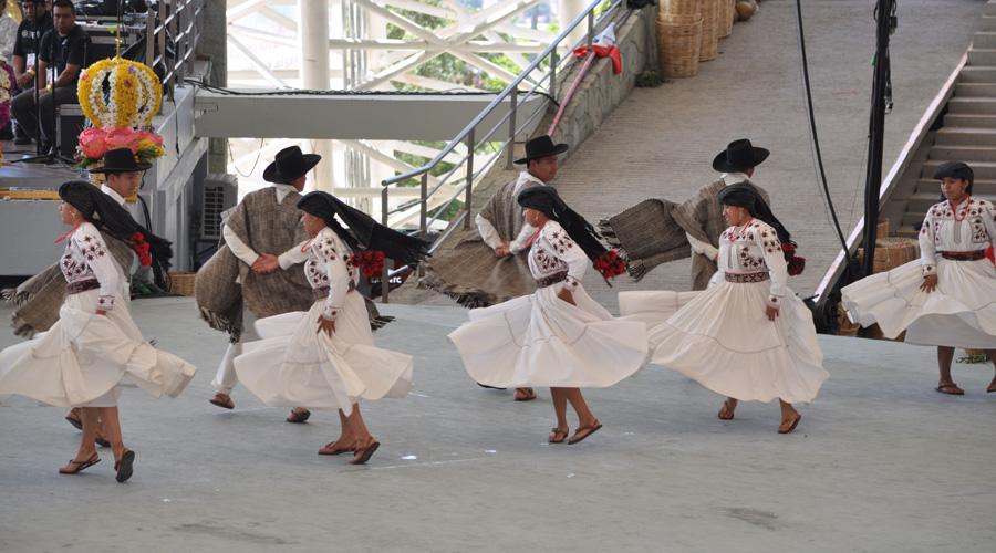 Durante el primer Lunes del Cerro, laten raíces oaxaqueñas en El Fortín