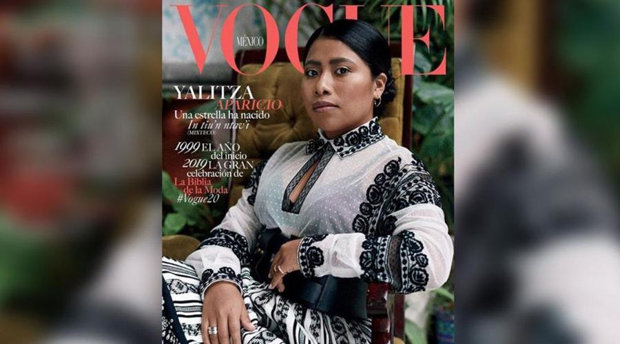 La portada de Yalitza Aparicio para Vogue será parte de la exposición Vogue Like a Painting   El Imparcial de Oaxaca