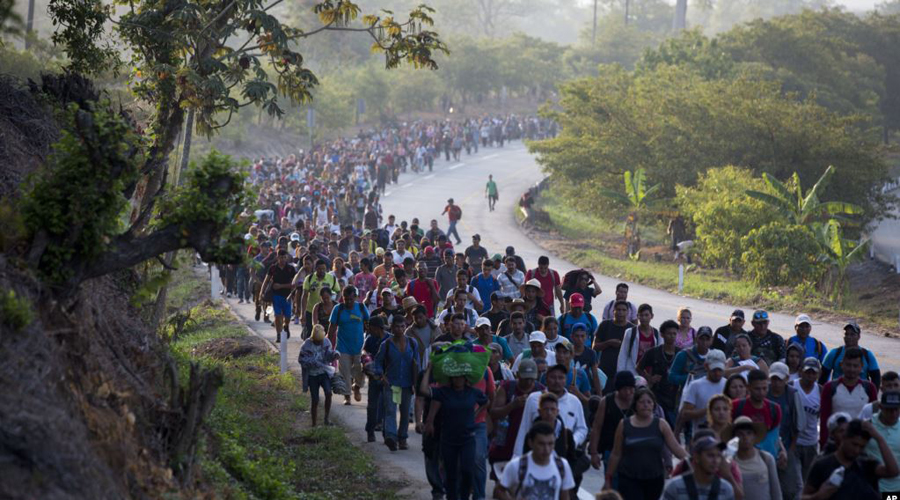 En tres meses se han rescatado a 46 mil 616 migrantes | El Imparcial de Oaxaca