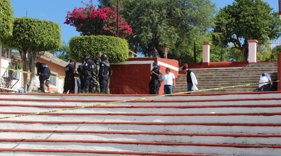 De una puñalada acaban con su vida en Huajuapan de León