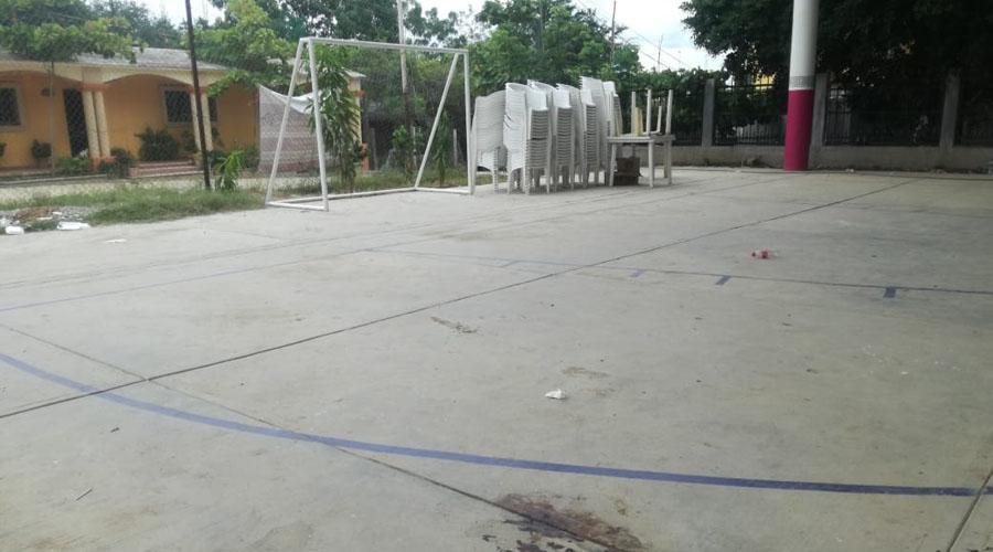 Balacera en Pinotepa Nacional deja una persona muerta