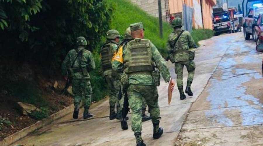 Investigan tragedia en Juxtlahuaca