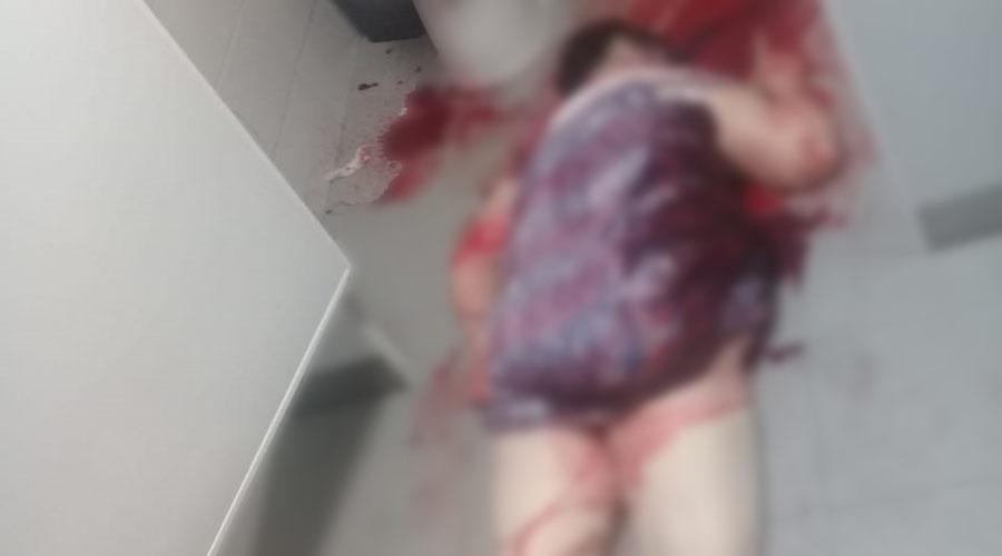 Extranjera pudo haberse suicidado en Huatulco