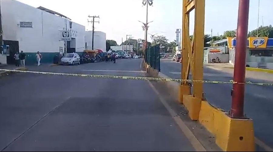Ejecutan a dos personas en Tuxtepec