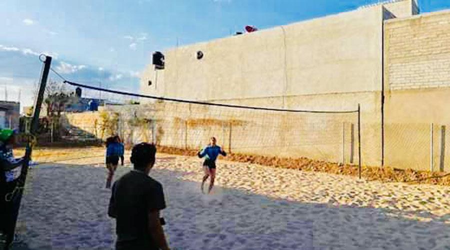 Nochixtlán realiza fiesta deportiva