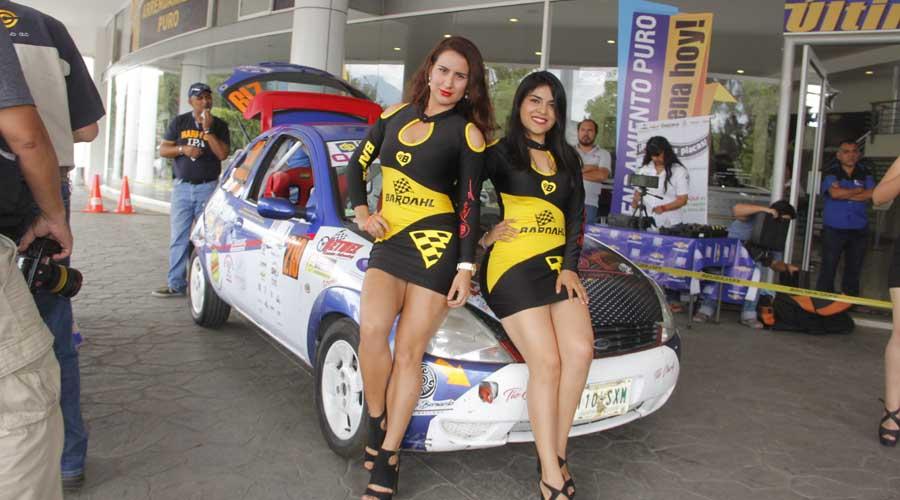 Rugirán los motores en el Campeonato Nacional de Rallies