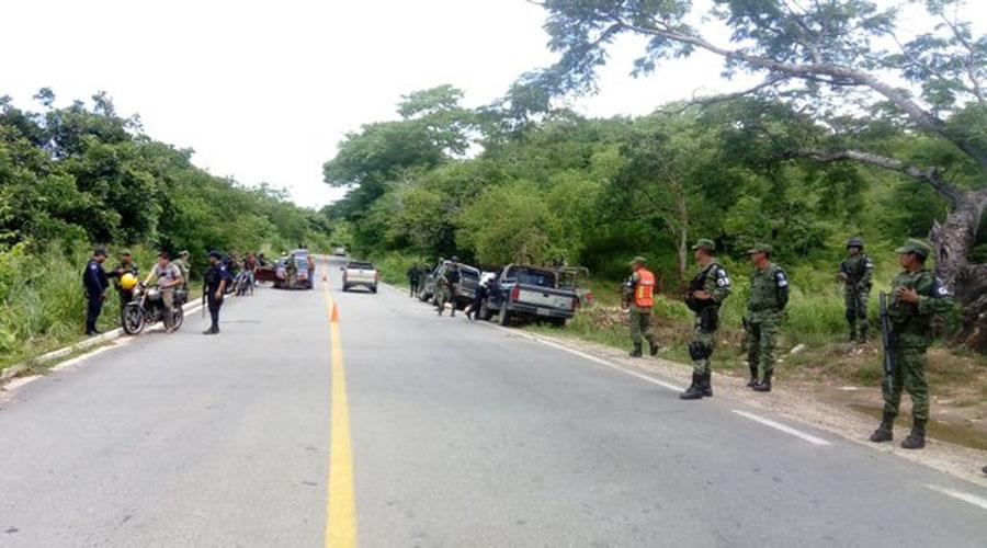 Dan golpe a la delincuencia en la Cuenca del Papaloapan