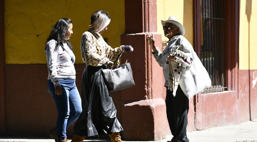 Oaxaca, líder nacional en informalidad laboral con 81.6% de la población