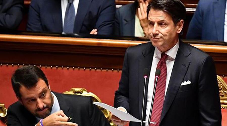 Crisis de gobierno en Italia lleva al primer ministro a renunciar | El Imparcial de Oaxaca