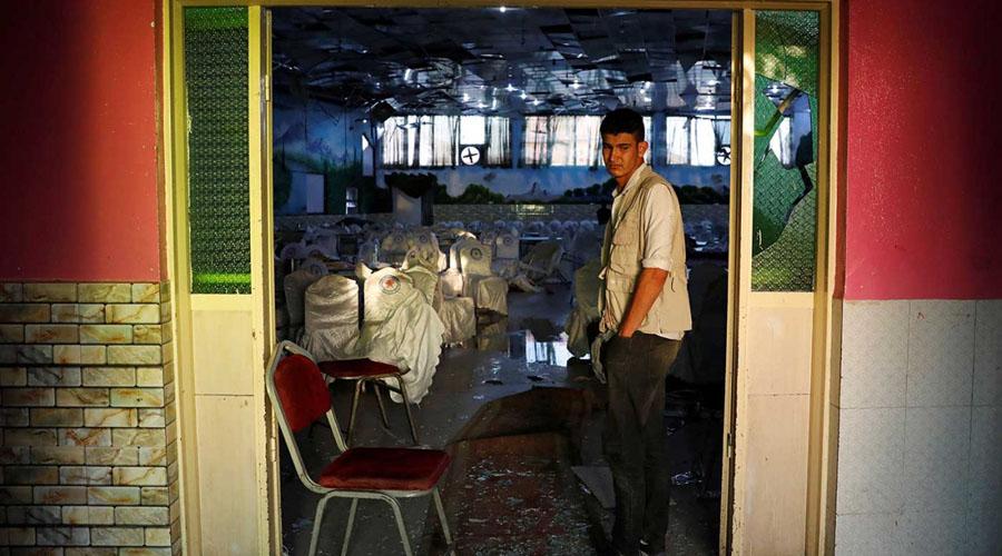 Ataque suicida durante boda deja al menos 63 muertos en Afganistán | El Imparcial de Oaxaca