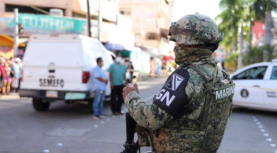 Elementos de la Guardia Nacional atropellan a niño de 3 años | El Imparcial de Oaxaca