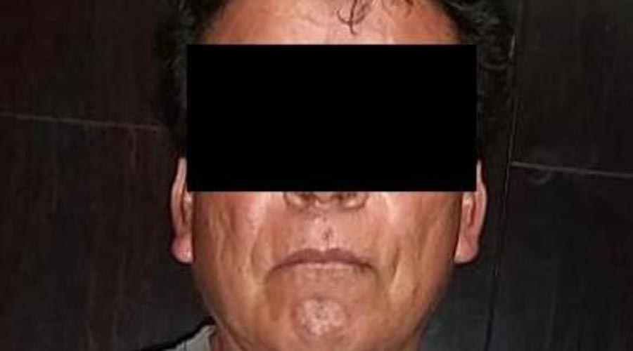 Vinculan a proceso a 'Profe' acusado de pederasta